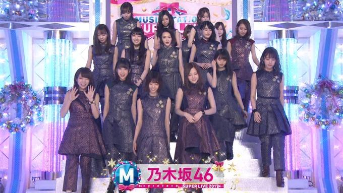 Mステ スーパーライブ 乃木坂46 ① (6)