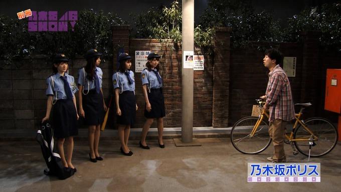 乃木坂46SHOW 乃木坂ポリス 自転車 (4)
