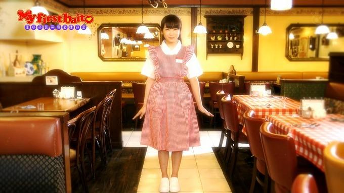 6 My first baito 秋元真夏① (9)