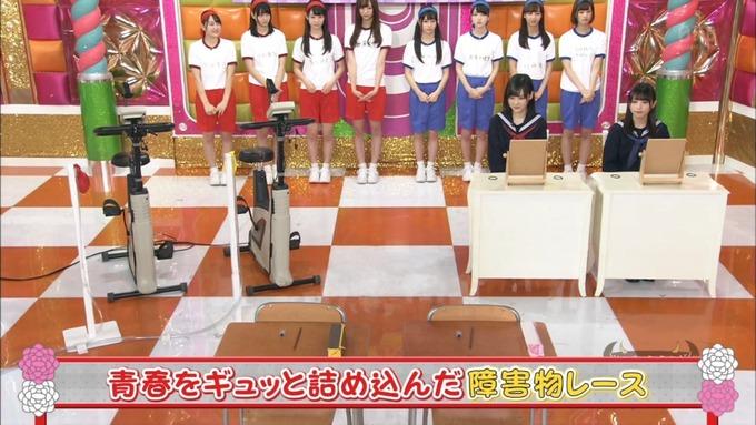 NOGIBINGO8 コスプレ大運動会 山下美月VS与田祐希 (58)