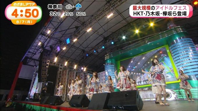 めざましアクア アイドルフェス 乃木坂46 (25)