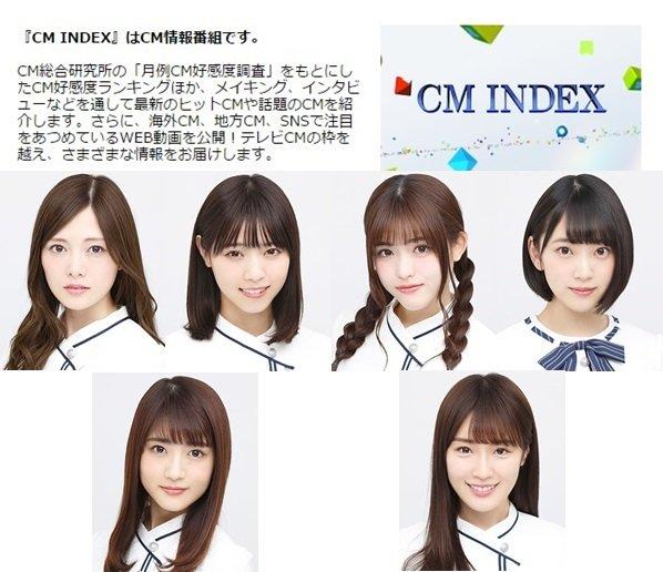 CM INDEX 乃木坂46 (1)
