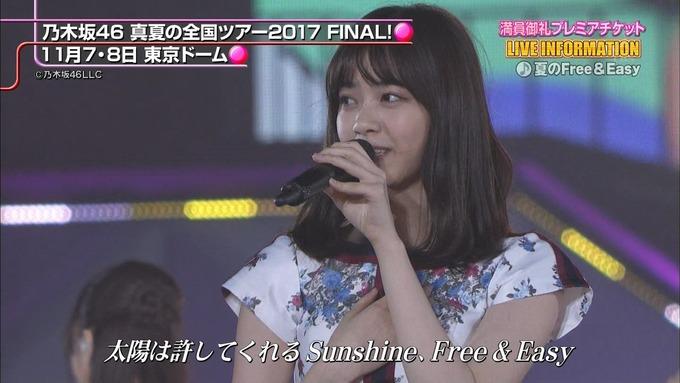 CDTV 東京ドーム 乃木坂46 (9)