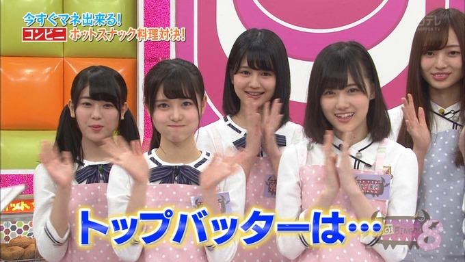 NOGIBINGO8 ホットスナック選手権 理々杏 蓮加 美月 麗乃 (12)