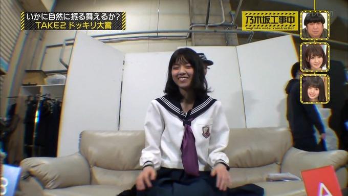 【乃木坂工事中】西野七瀬『ドッキリリアクション大賞』 (48)