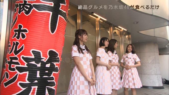 乃木坂46の食べるだけ①堀 衛藤 桜井 優里⑧ (1)