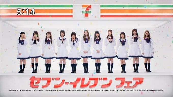 乃木坂46セブンイレブン CM (14)