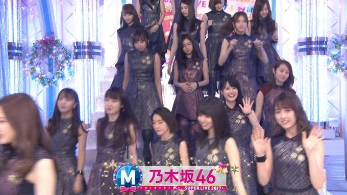 Mステ スーパーライブ 乃木坂46 ① (9)
