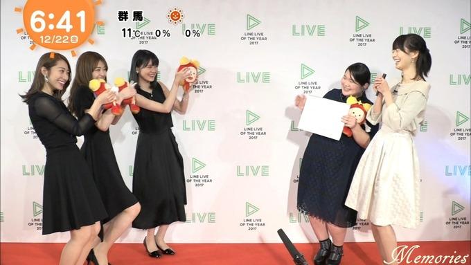 めざましアクア テレビ 生田 松村 桜井 富田 (13)