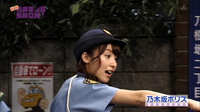 乃木坂46SHOW 乃木坂ポリス 自転車 (82)
