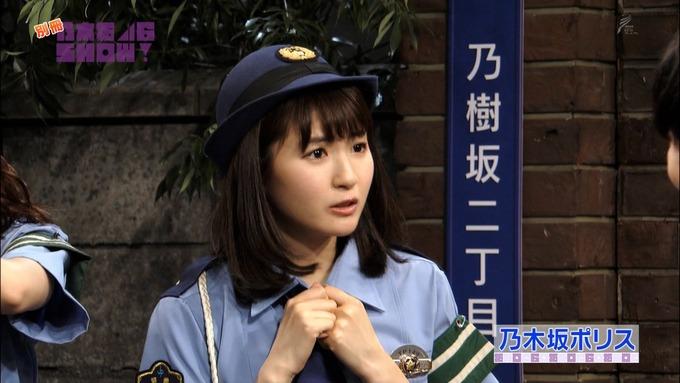 乃木坂46SHOW 乃木坂ポリス 自転車 (79)