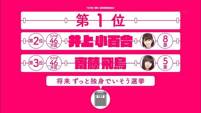 乃木坂工事中 将来こうなってそう総選挙2017④ (1)