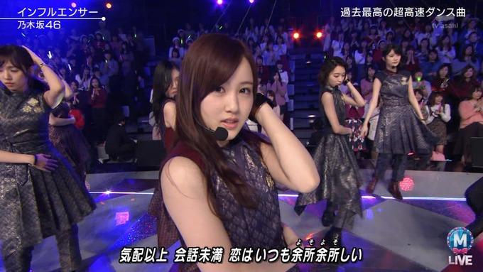 Mステ スーパーライブ 乃木坂46 ③ (48)