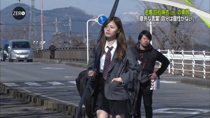 NEWS ZERO 白石麻衣特集 (47)
