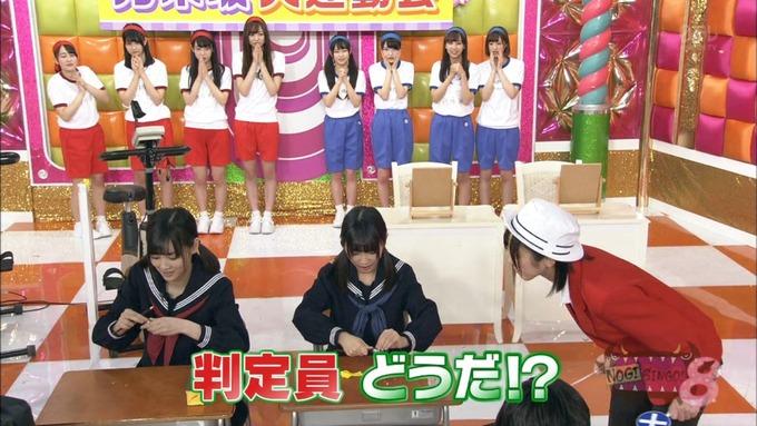 NOGIBINGO8 コスプレ大運動会 山下美月VS与田祐希 (124)