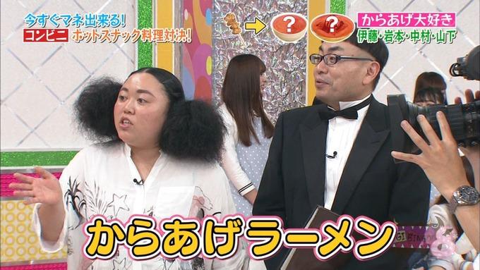 NOGIBINGO8 ホットスナック選手権 理々杏 蓮加 美月 麗乃 (42)