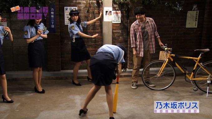 乃木坂46SHOW 乃木坂ポリス 自転車 (48)