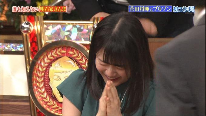 26 誰もしらない明石家さんな 生田絵梨花 (27)