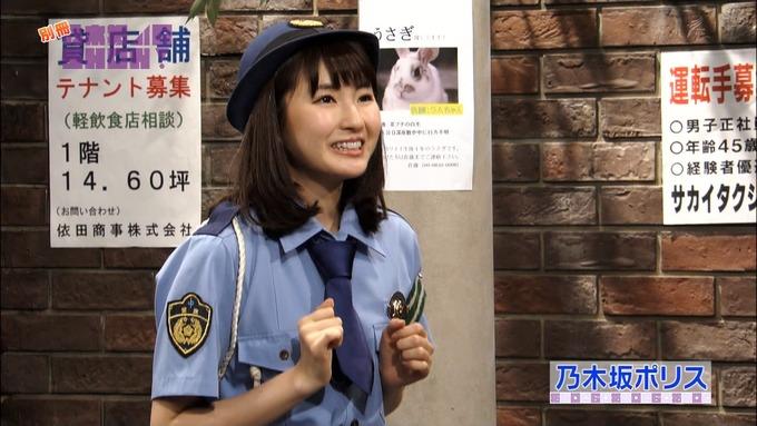乃木坂46SHOW 乃木坂ポリス 自転車 (71)