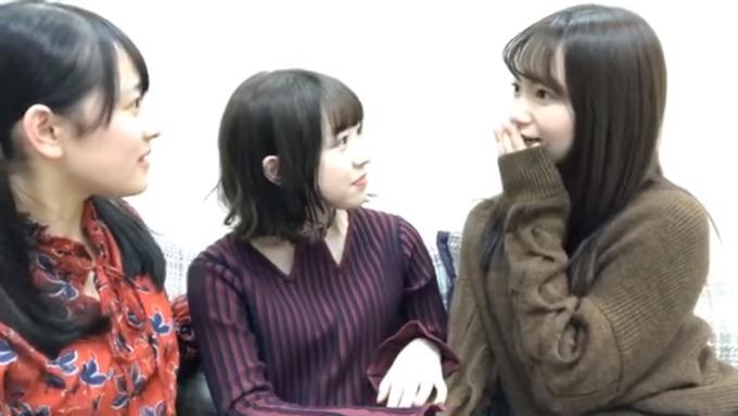 渡辺みり愛 向井葉月 中元日芽香 SR (2)