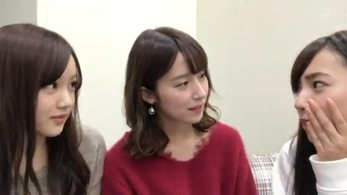2017,11,27 新内眞衣 衛藤美彩 星野みなみ SR (25)