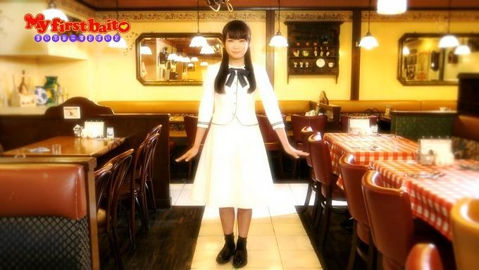 6 My first baito 秋元真夏① (7)