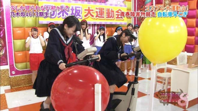 NOGIBINGO8 コスプレ大運動会 山下美月VS与田祐希 (87)