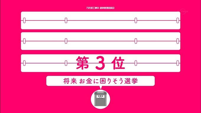 乃木坂工事中 将来こうなってそう総選挙2017⑥ (3)