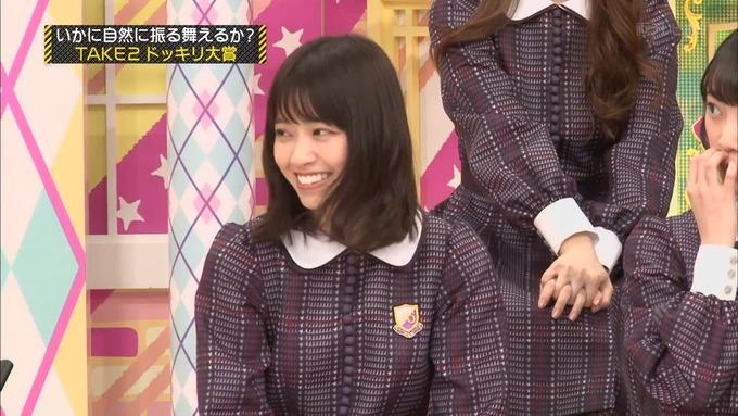【乃木坂工事中】西野七瀬『ドッキリリアクション大賞』 (22)