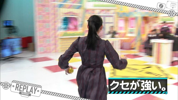 乃木坂工事中 齋藤飛鳥が向井葉月を紹介 (466)