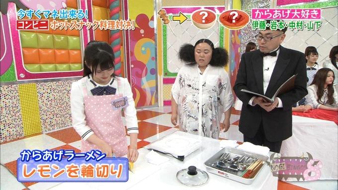 NOGIBINGO8 ホットスナック選手権 理々杏 蓮加 美月 麗乃 (51)