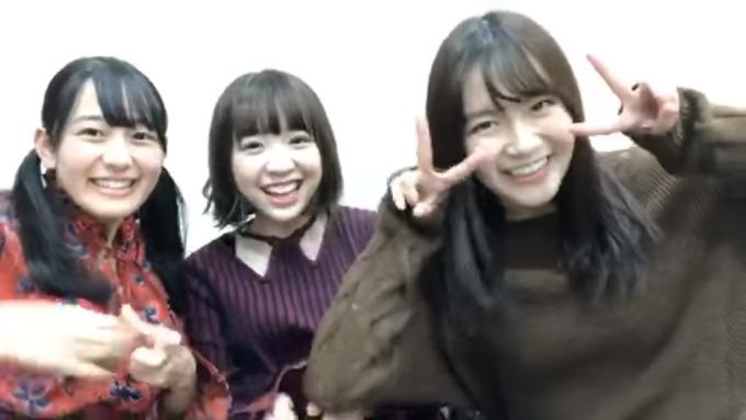 渡辺みり愛 向井葉月 中元日芽香 SR (10)
