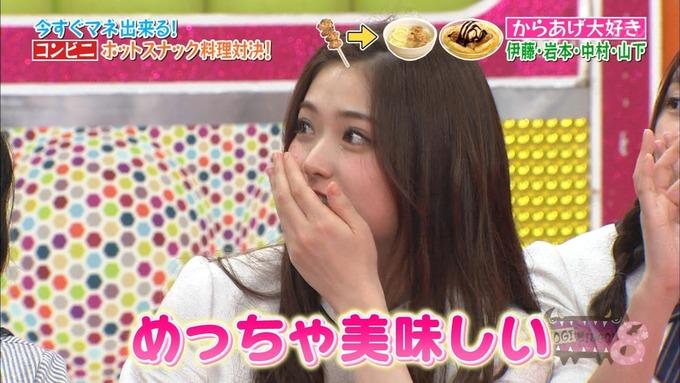 NOGIBINGO8 ホットスナック選手権 理々杏 蓮加 美月 麗乃 (92)