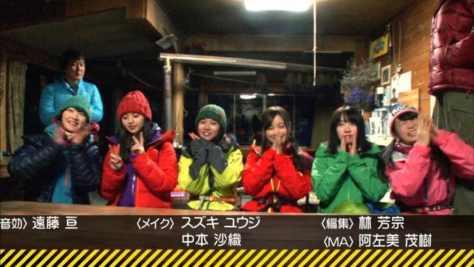 乃木坂工事中 17枚目ヒット祈願 インフルエンサー氷瀑 (73)