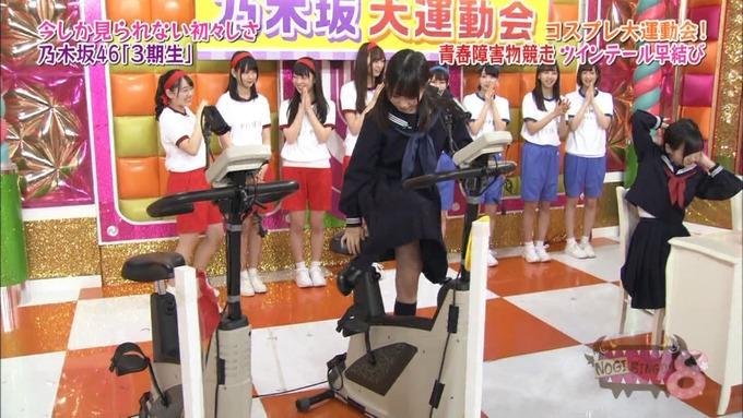 NOGIBINGO8 コスプレ大運動会 山下美月VS与田祐希 (78)
