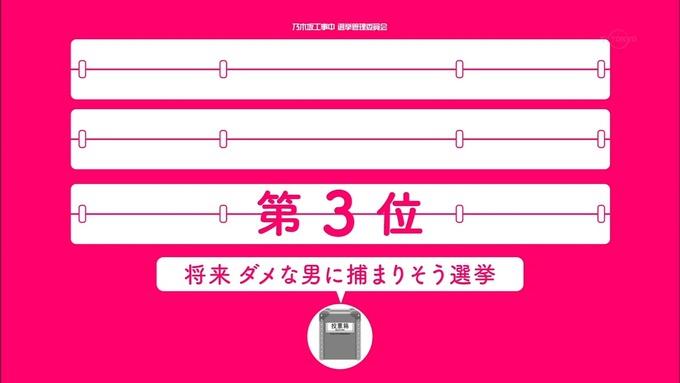 乃木坂工事中 将来こうなってそう総選挙2017⑨ (5)