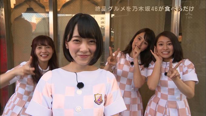 乃木坂46の食べるだけ①堀 衛藤 桜井 優里⑧ (38)
