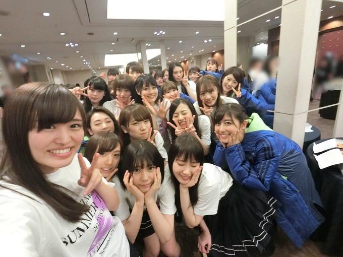 真夏の全国ツアー 東京ドーム 集合写真 (4)