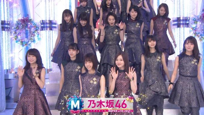 Mステ スーパーライブ 乃木坂46 ① (8)
