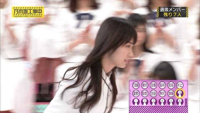 乃木坂工事中 18thシングル選抜 高山一実 (3)