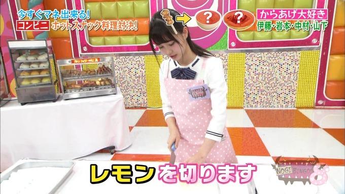 NOGIBINGO8 ホットスナック選手権 理々杏 蓮加 美月 麗乃 (49)