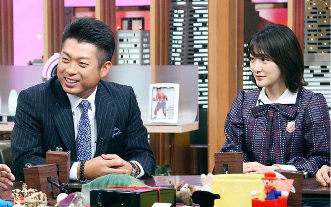 たけしのニッポンのミカタ生駒里奈 (1)
