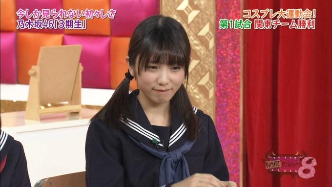 NOGIBINGO8 コスプレ大運動会 山下美月VS与田祐希 (142)