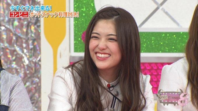 NOGIBINGO8 ホットスナック選手権 理々杏 蓮加 美月 麗乃 (24)