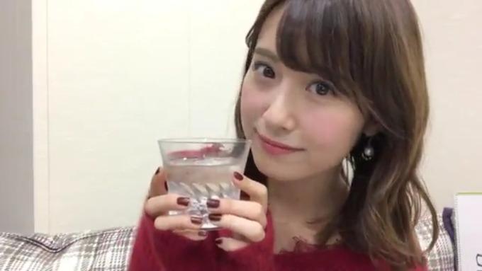 2017,11,27 新内眞衣 衛藤美彩 星野みなみ SR (374)
