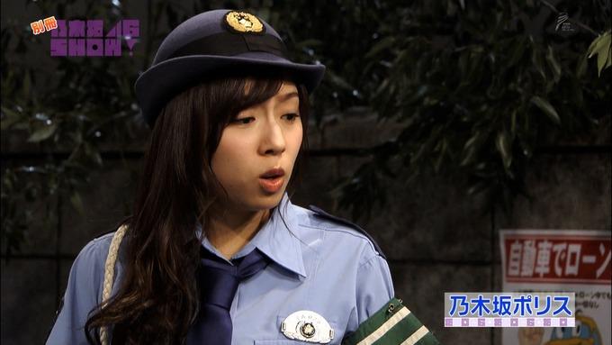 乃木坂46SHOW 乃木坂ポリス 自転車 (23)
