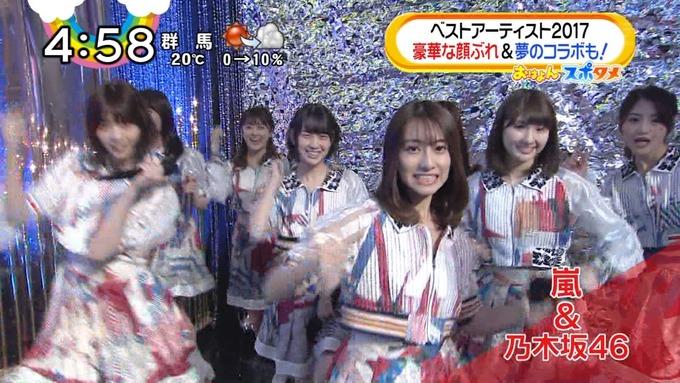 おは4 乃木坂46 ベストアーティスト2017 (6)