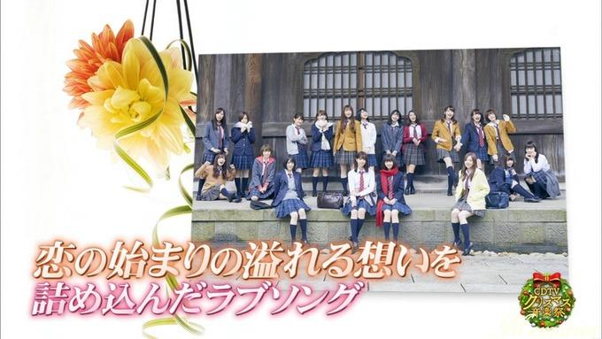 25 CDTVクリスマス 乃木坂46 (5)
