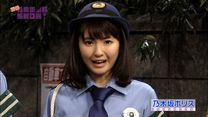 乃木坂46SHOW 乃木坂ポリス 自転車 (7)