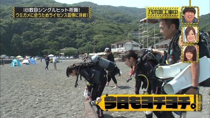 乃木坂工事中 18thヒット祈願③ (2)